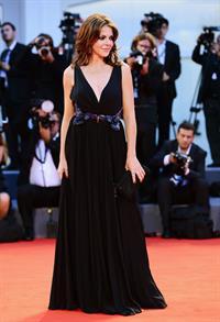 Claudia Gerini  Superstar  Premiere - The 69th Venice Film Festival (August 30, 2012)