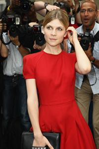 Clemence Poesy - Valentino Show at Paris Fashion Week Haute Couture F/W 2012/2013 (July 4, 2012)