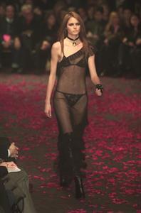 Mini Andén in lingerie