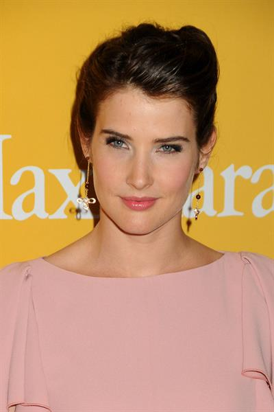 Cobie Smulders - Women In Film Crystal + Lucy Awards in Beverly Hills 2012.06.12