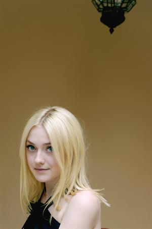 Dakota Fanning Portraits at the Venice Film Festival - Sept 1 2013