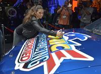 Danica Patrick - E3 Electronic Entertainment Epo 6/5/12