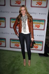 Danielle Panabaker (4) Charlie Ebersol's 'Charlieland' Birthday Party and Charity: Water Fundraiser - LA - 2012-12-08