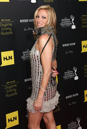 Debbie Gibson - 39th Annual Daytime Emmy Awards in Beverly Hills (June 23, 2012)