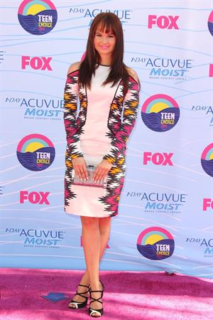 Debby Ryan - 2012 Teen Choice Awards in Universal City (July 22, 2012)