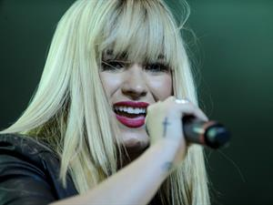 Demi Lovato performs at Z fest in Sao Paulo Brazil 9/29/12