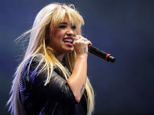 Demi Lovato performs at Z fest in Sao Paulo Brazil 9/29/12
