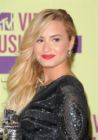 Demi Lovato - MTV Video Music Awards in Los Angeles - September 6, 2012