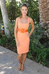 Denise Richards - Posing in Beverly Hills - June 12, 2012