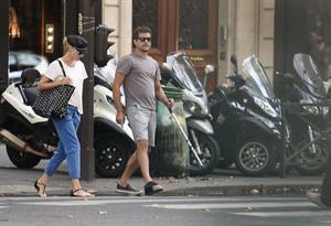 Diane Kruger Out in Paris 29.08.13