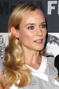 Diane Kruger attends The Museum of Modern Art Film Benefit Honoring Quentin Tarantino at MOMA December 3, 2012
