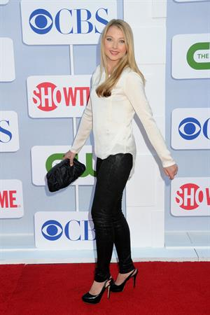Elisabeth Harnois - CBS, Showtime and The CW Party during 2012 TCA Summer Tour -- Beverly Hills, Jul. 29, 2012