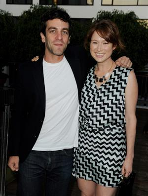 Ellie Kemper - The Hollywood Reporter celebrates 'The Mindy Project' in West Hollywood - August 25, 2012