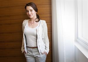 Emilia Clarke 'Game of Thrones' Press Portraits 5/25/11