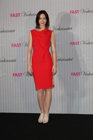 Emily Blunt at The Five-Year Engagement photocall, Hamburg, June 11, 2012