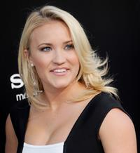 Emily Osment  Elysium  Los Angeles Premiere -- Westwood, Aug. 7, 2013