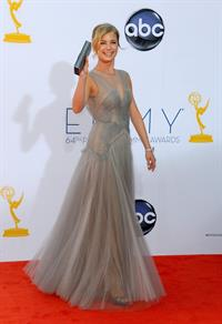 Emily VanCamp - 64th Primetime Emmys Nokia Theatre LA Sept 23, 2012