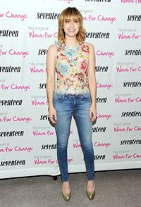 Emma Roberts - 2nd Annual Seventeen Magazine  Pretty Amazing  Finalists Luncheon in New York City (June 18, 2012)