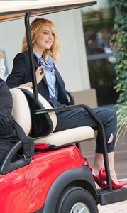 Emma Stone ''The Amazing Spider-Man 2'' fan event, Culver City, November 16, 2013