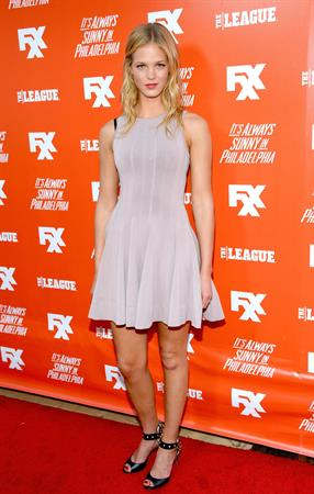 Erin Heatherton FXX Network Launch Party, September 3, 2013
