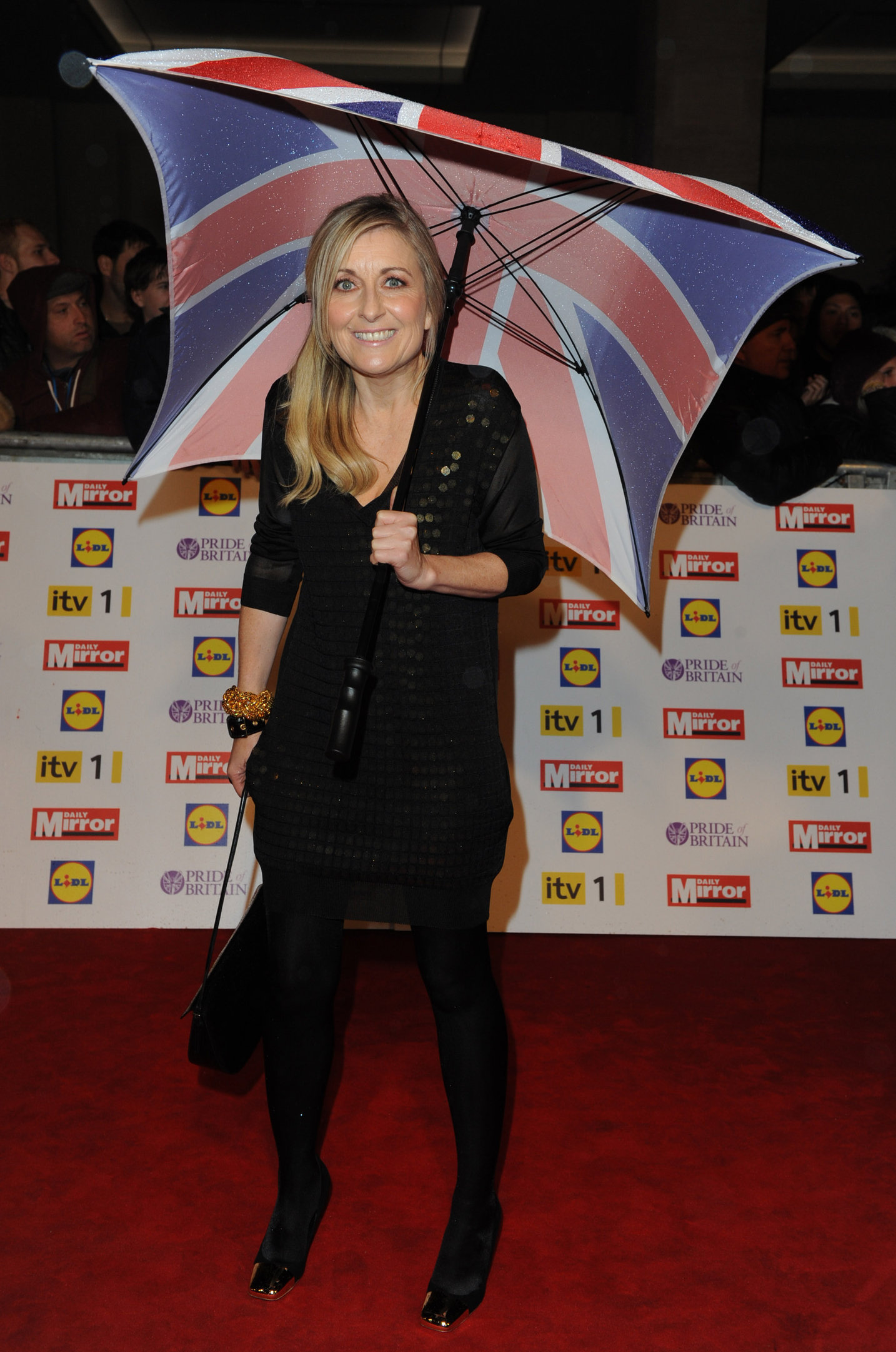 Fiona Phillips Pride Of Britain Awards, London - October 29, 2012