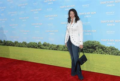 Fran Drescher - Premiere of Columbia Pictures'  That's My Boy  at Regency Village Theatre (June 4,2012)
