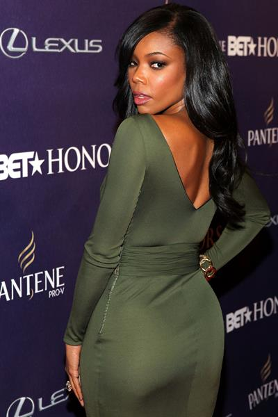 Gabrielle Union BET Honors 2013, Jan 12, 2013
