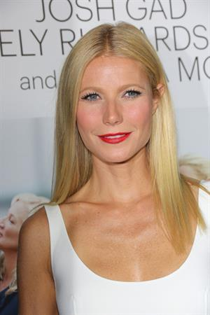 Gwyneth Paltrow  Thanks For Sharing  LA Premiere 9/16/13