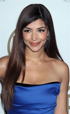 Hannah Simone 24th Annual Producers Guild Awards, Jan 27, 2013