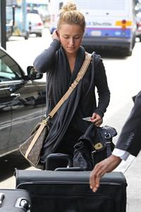 Hayden Panettiere at LAX Airport 5/24/13