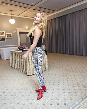 Hayden Panettiere  Nashville  Season 2 Press Conference in Los Angeles - August 22, 2013