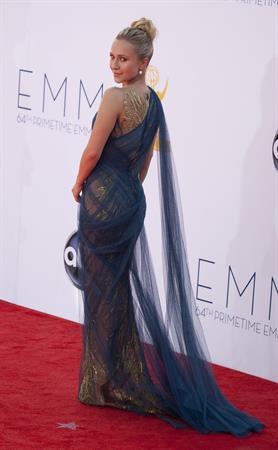 Hayden Panettiere - 64th Primetime Emmys Nokia Theatre LA Sept 23, 2012