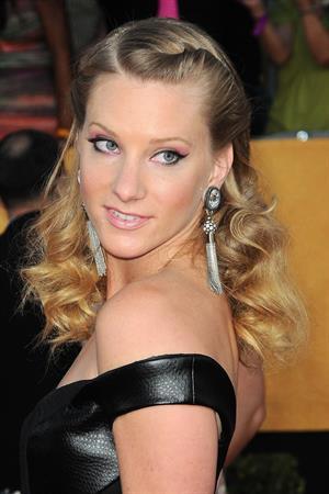 Heather Morris - 18th Annual Screen Actors Guild Awards (29 Jan 2012)