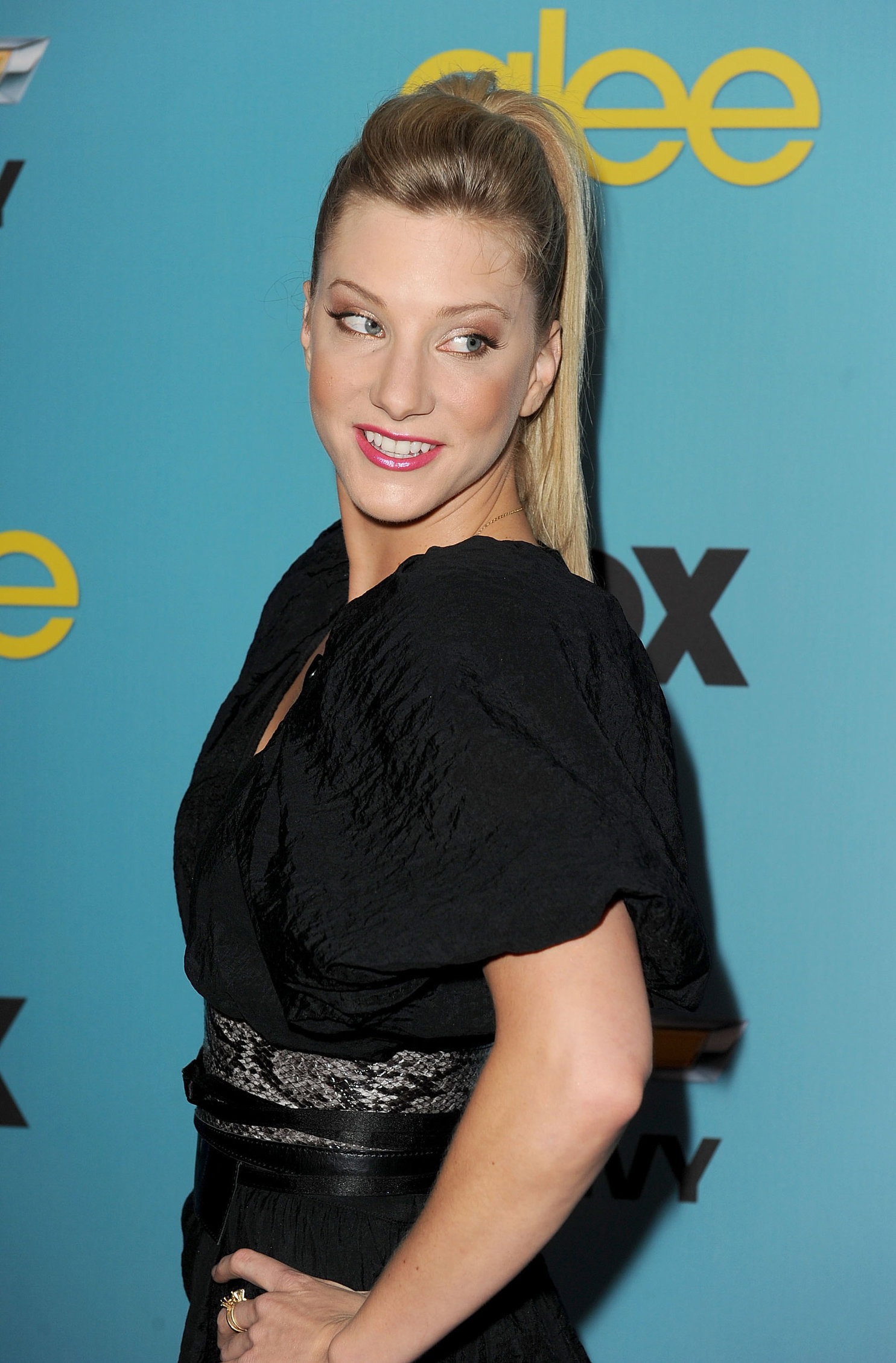 Heather Morris - Fox's 'Glee' spring premiere soiree in LA 4/12/10