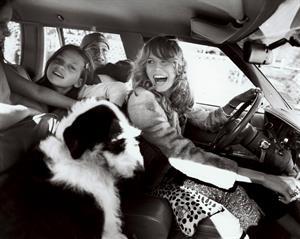 Heidi Klum - Pamela Hanson Photoshoot 1999