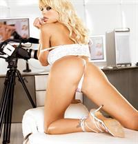 Jesse Jane in lingerie - ass