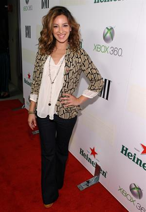 Vanessa Lengies BMI's 'Salute to Drake' 2011 VMA nomination celebration -- Hollywood, Aug. 26, 2011