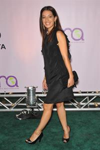 Vanessa Lengies 20th Anniversary Environmental Media Awards in Hollywood October 25, 2009