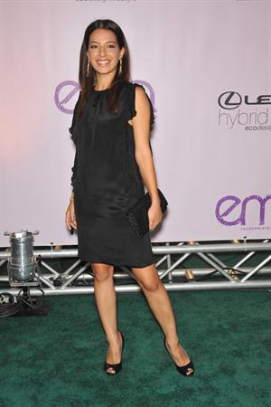 Vanessa Lengies 20th Anniversary Environmental Media Awards in Hollywood October 25, 2009