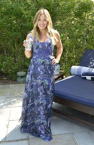 Hilary Duff - Fiji Water Days of Summer 7/20/13