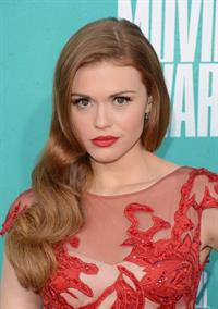 Holland Roden - 2012 MTV Movie Awards in Los Angeles on June 3, 2012
