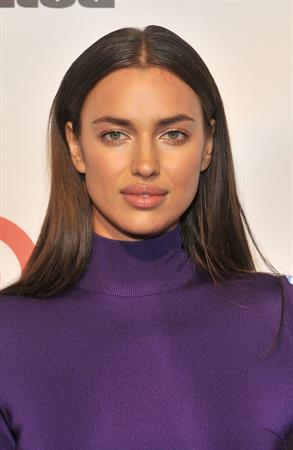 Irina Shayk Sports Illustrated Swimsuit Issue Launch Party -- New York, Feb. 12, 2013