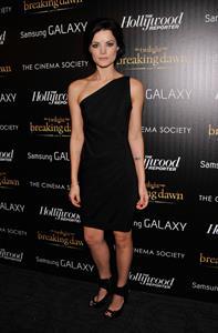 Jaimie Alexander The Cinema Society Screening Of  The Twilight Saga: Breaking Dawn Part 2 , Nov 16, 2012