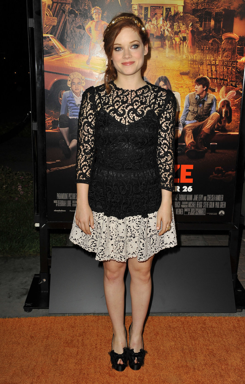 Jane Levy Fun Size premiere in LA 10/25/12