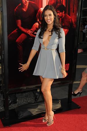 Janina Gavankar attends 4th Season Premiere for HBO's True Blood (June 21, 2011)