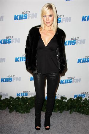 Jennie Garth KIIS FM's Jingle Ball 2012 - Night 1 (Dec 1, 2012)