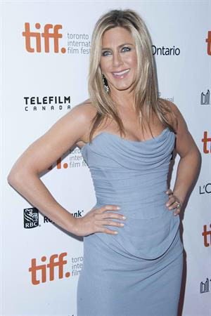 Jennifer Aniston Life Of Crime Premiere at Toronto International Film Festival on September 14, 2013
