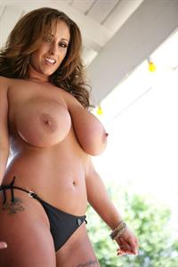 Eva Notty - breasts
