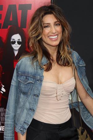Jennifer Esposito  The Heat  New York Premiere --June 23, 2013