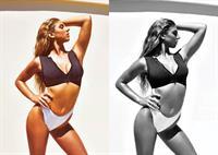 Sage Erickson in a bikini